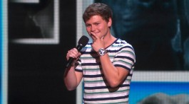 Comedian Drew Lynch will perform at ETSU on Feb. 16. (Contributed)