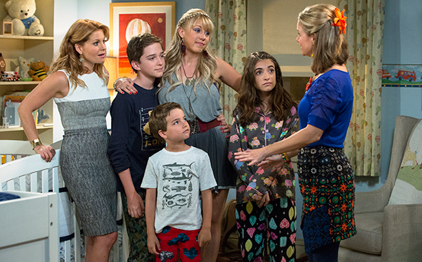 Candace Cameron Bure, Jodie Sweetin and Andrea Barber discuss 'Fuller House'