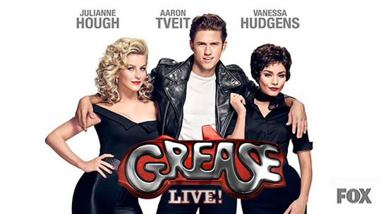 """""""Grease Live!"""" will be released on DVD on March 8. (Contributed)"""